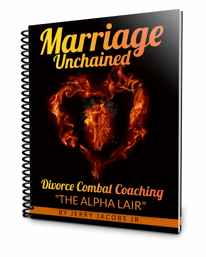 "marriage advice for men enter ""The Alpha Lair"" where men learn how to be men! (booklet report)"